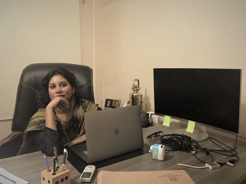 Sanjana Fahrin